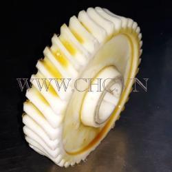 Bánh Nhông (Worm wheel) bơm OBL , bơm Model MB