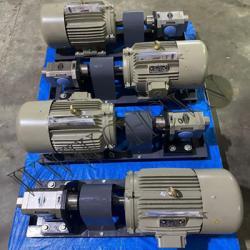 Bộ bơm bánh răng  lắp sẵn motor , Model : FTSS-100