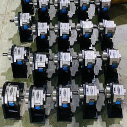 Bộ bơm bánh răng  lắp sẵn motor , Model : FTSS-125