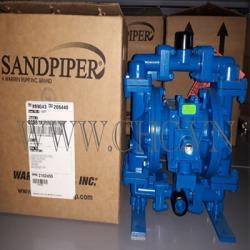 Bơm màng khí nén Hiệu :  Sandpiper - Model : S05B1A2TABS600