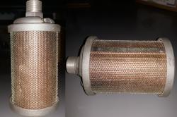 giảm thanh  (muffler ) wilden 08-3510-99