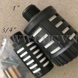 """Ống pô giàm thanh  dùng cho bơm màng / Size 1/2"""" -  3/4""""  và 1"""""""